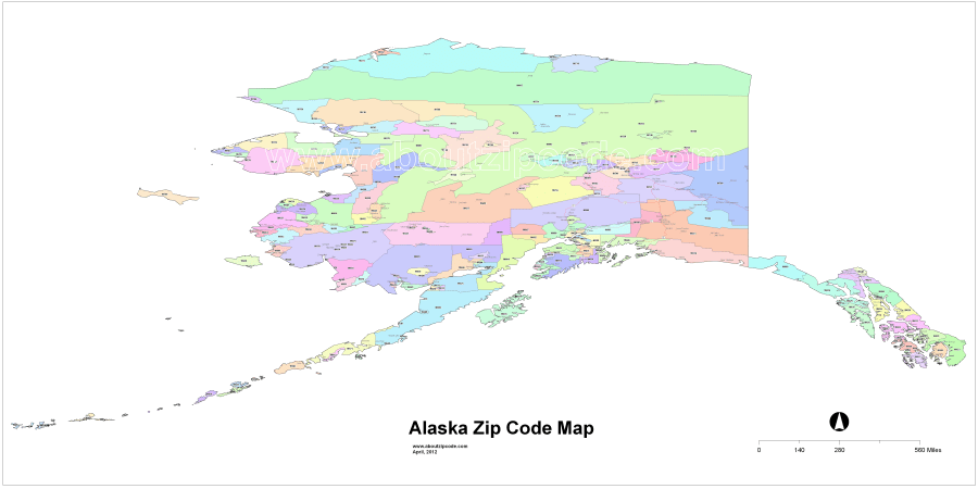 map of anchorage zip codes