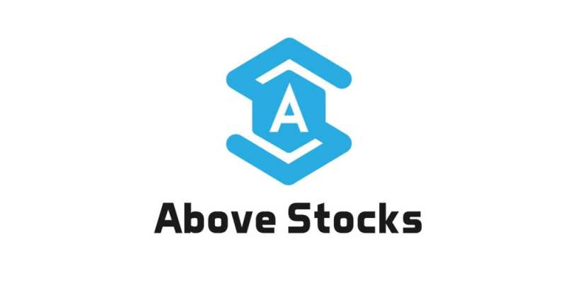 above stock banner