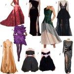 Oscar Worthy Gowns