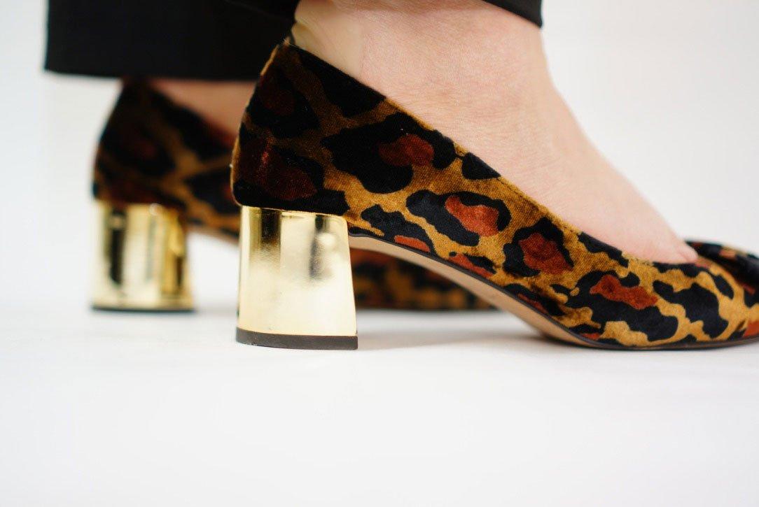 block-heels
