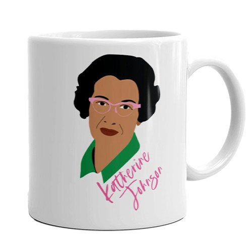 black owned women mug