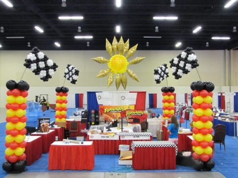Trade Show Booth Decor