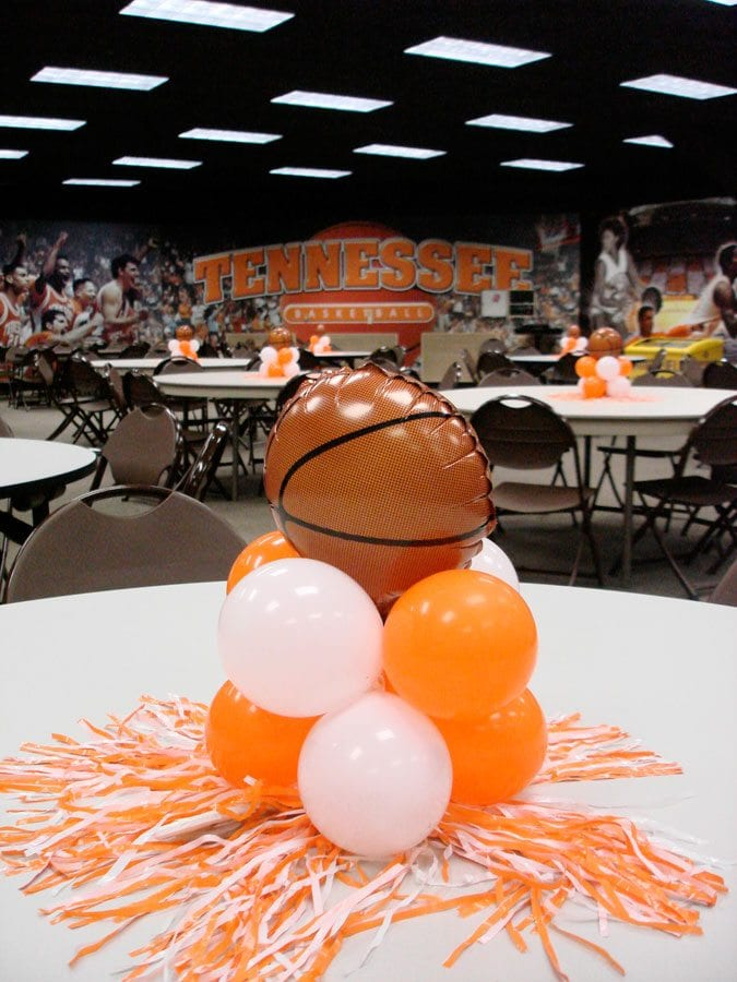 Knoxville centerpieces in above