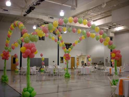 Above the Rest Weddings, Above the Rest Balloons, Knoxville, TN