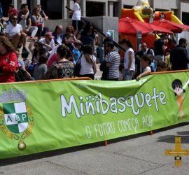 Minibasquete jogo abp.pt