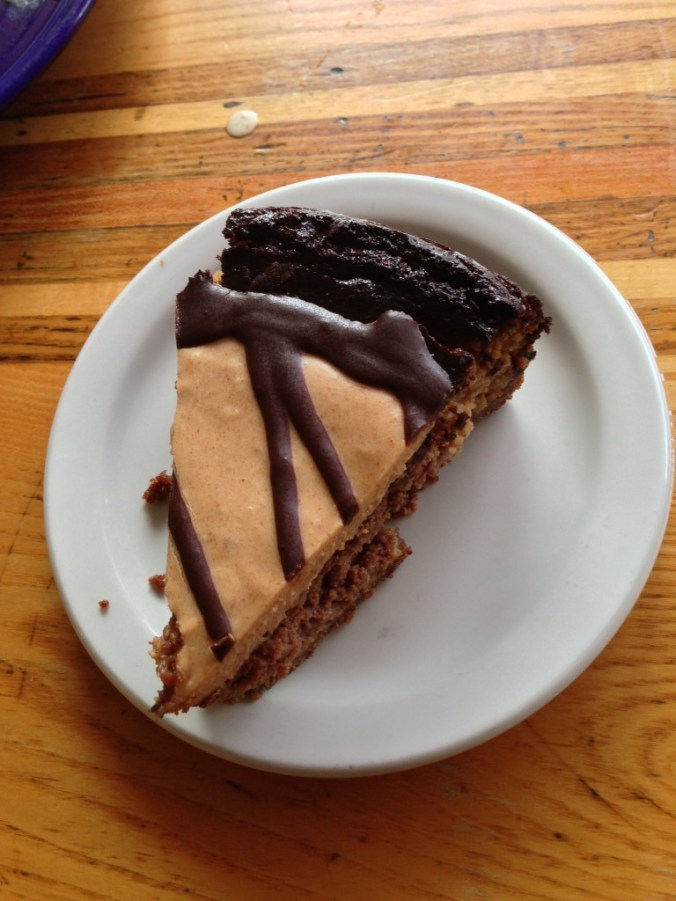vegan cake at rosetta's kitchen