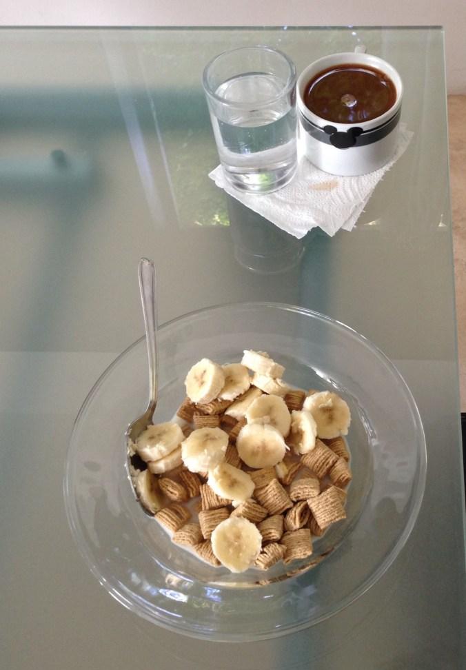 vegan cereal for breakfast