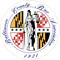 Baltimore County Bar Association logo