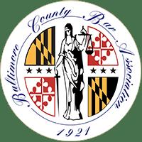 Baltimore County Bar Association logo