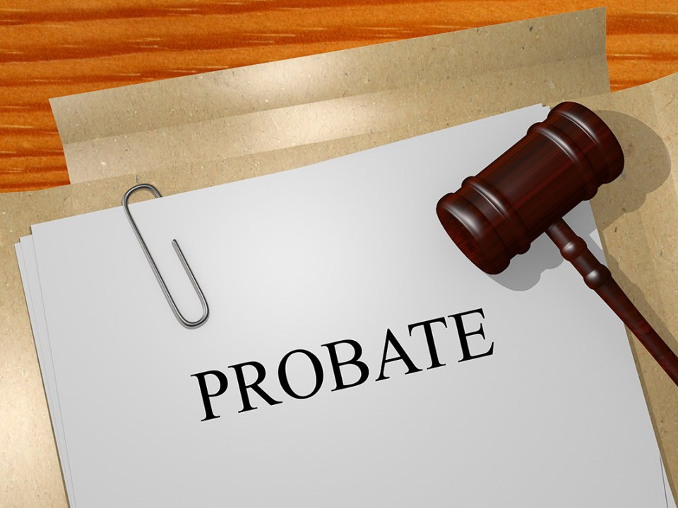 Probate Attorney in Towson, MD