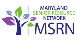 Maryland Senior Resource Network (MSRN) logo