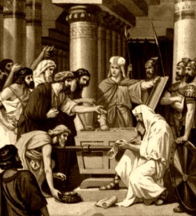 The Torah discusses ma'aser (tithing) in Leviticus, Numbers, and Deuteronomy. The meaning and purpose of the tithe varies widely in these sources. In some cases, it is a Temple tax, but in others it is a form of charity or required holiday expenditure. The confusion about the meaning of the tithe led to the cumbersome rabbinic system of multiple tithes, but a close look at the biblical text reveals that over hundreds of years, tithing was used to promote different needs.