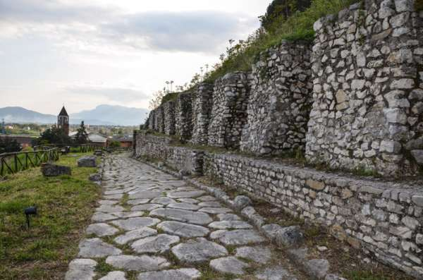 Cassino: The Gate of Ancient Rome