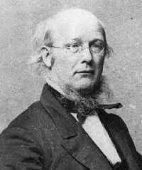 Photograph of Horace Greeley
