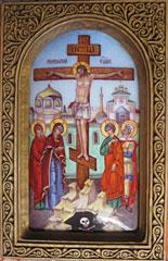 Православные иконы - Каталог икон - Иконы в резной раме
