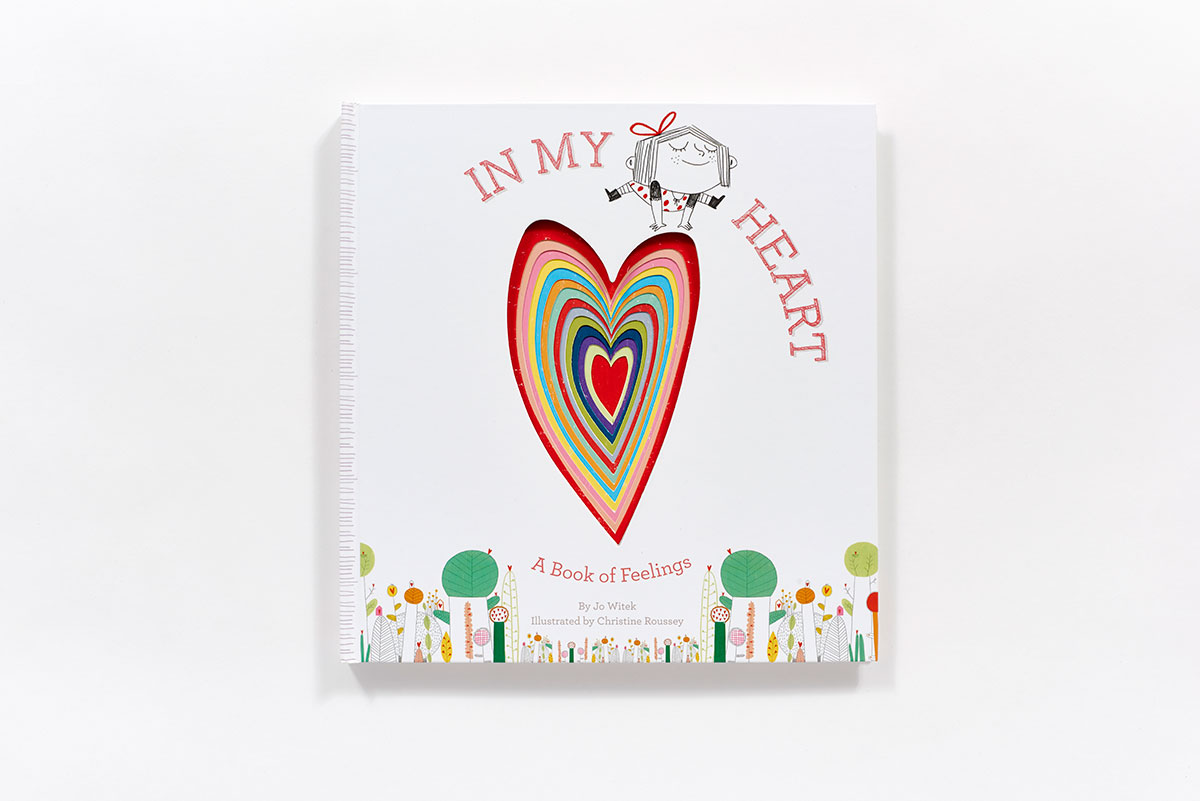 In My Heart Hardcover