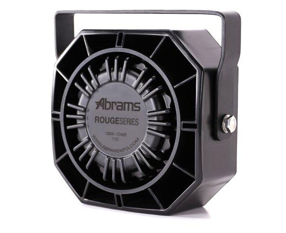 Abrams MFG Rouge siren speaker