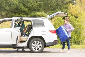 The Safety Sleeper is Fully Portable And Easy To Transport