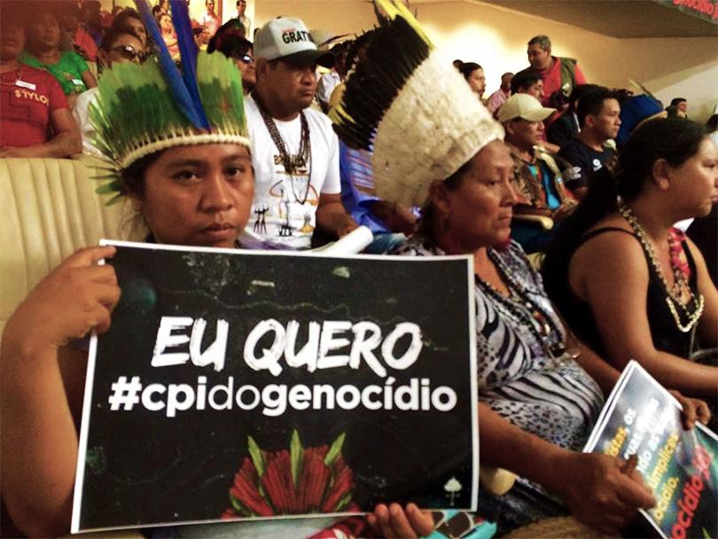 Deputados tentam intimidar atuação da Associação Brasileira de Antropologia
