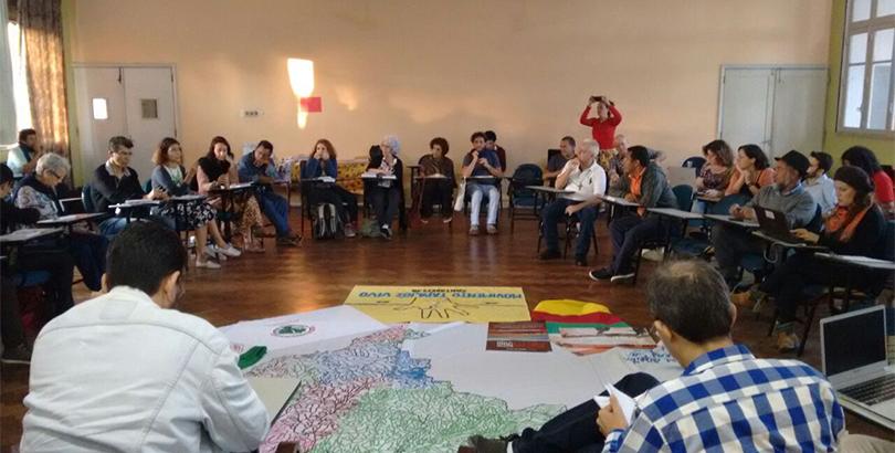Abrasco participa de encontro que define ações em defesa da soberania das águas
