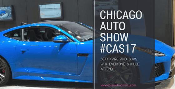 Chicago Auto Show #CAS17