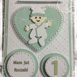 KARTKA NA ROCZEK; KARTKA NA 2 URODZINY