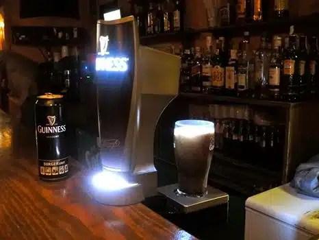 Nueva Guinness Surger.