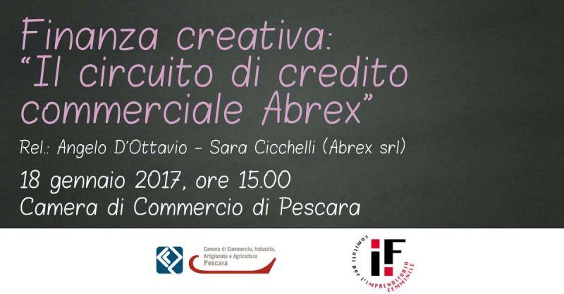 CCIAA Pescara 18 gennaio CIF