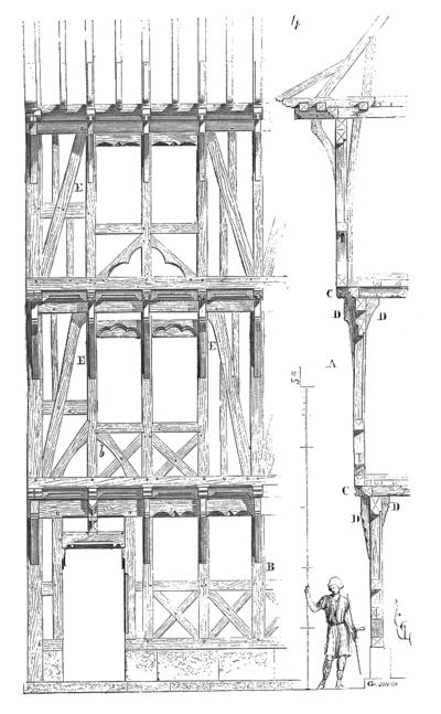 construction ossature bois bretagne