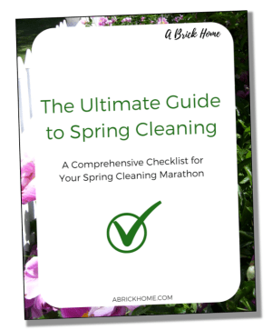 The Ultimate Guide to Spring Cleaning
