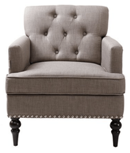 Living Room Accent Chairs That Are Tufted A Brick Home