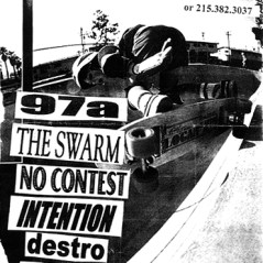 August 21st 1999. The Swarm at Stalag 13 (Philadelphia, PA). With 97A, No Contest, Strong Intention, Destro, Time in Malta