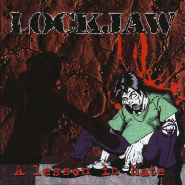 "UP003CD - Lockjaw ""A Lesson in Hate"" (1997)"