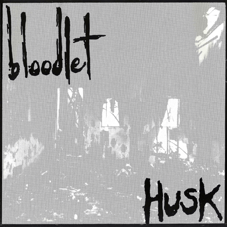 "Structure Records #4 - Bloodlet ""Husk"""