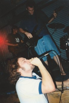 Roosevelt playing live, circa 1995