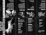 RSR002 - Avarice demo tape, December 1997