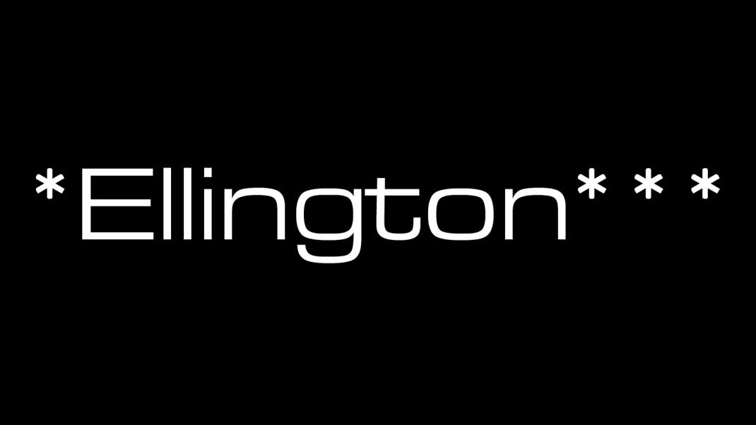 Ellington logo