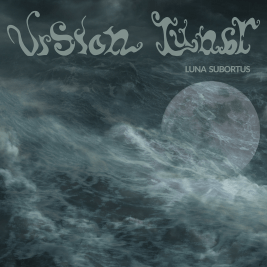 "Vision Lunar ""Luna Subortus"" EP. Released September 28th 2015 on Abridged Pause Recordings (APR13)."