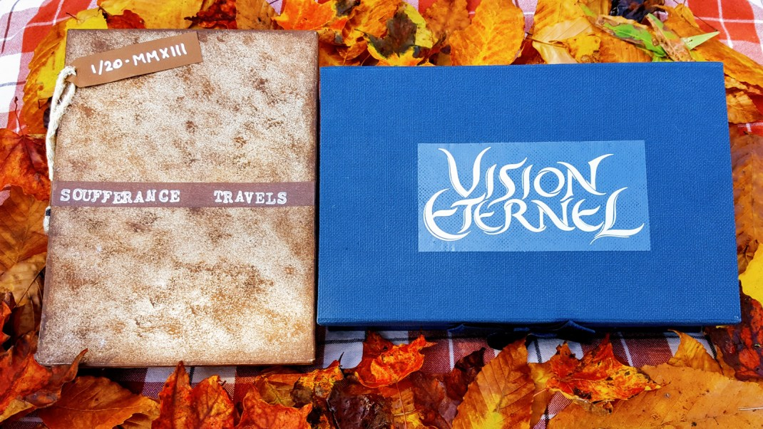 Soufferance And Vision Eternel Boxed Sets Are Sold Out