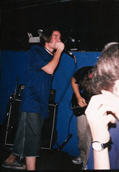Bird of Ill Omen live with Damien Moyal on vocals, August 1996 - March 1997