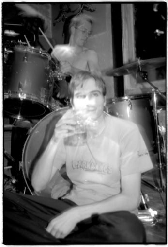 Dead Season at The Different Drum Cafe, Oshawa, Ontario. May 12th 1999.