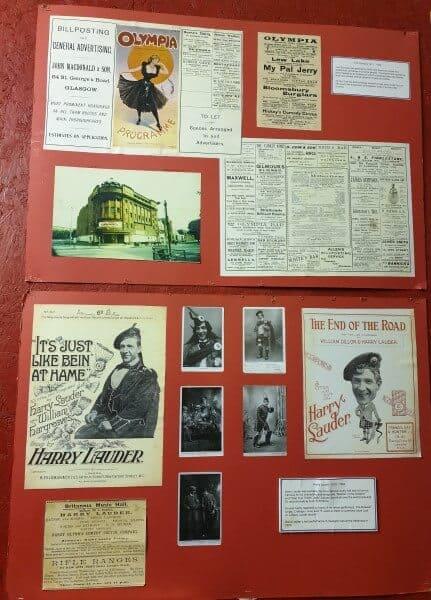 Britannia Panopticon posters