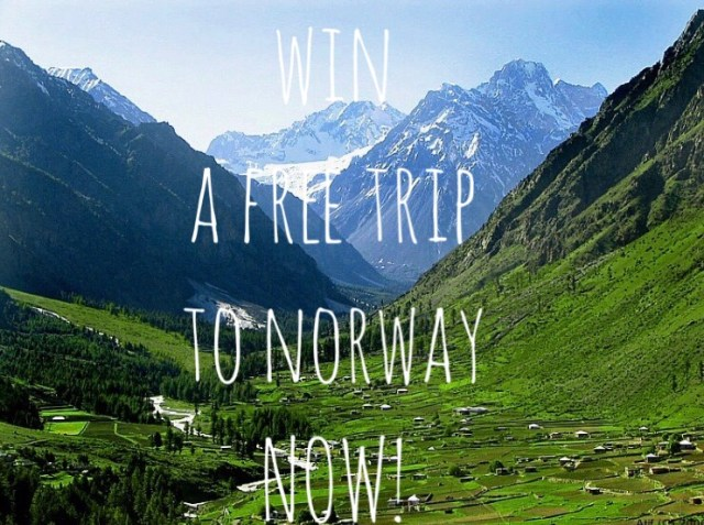 trip to norway