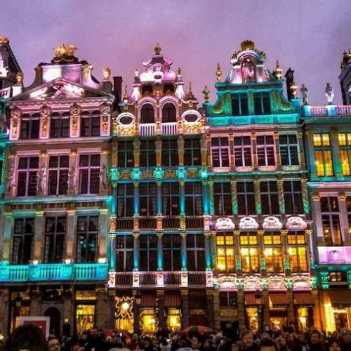 Christmas in Europe | London, Paris, Bruges