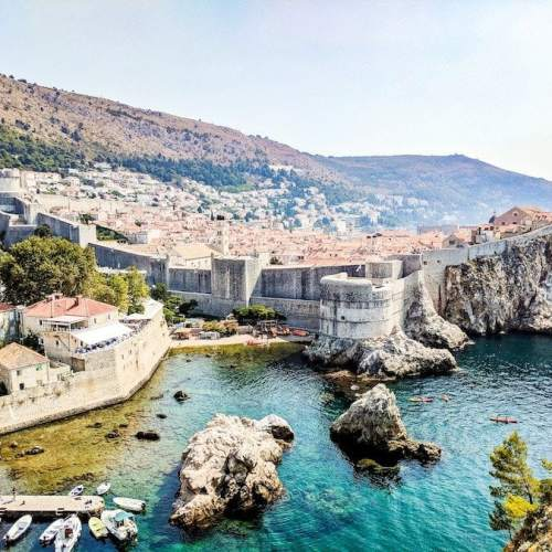 A Guide to Walking the Walls of Dubrovnik