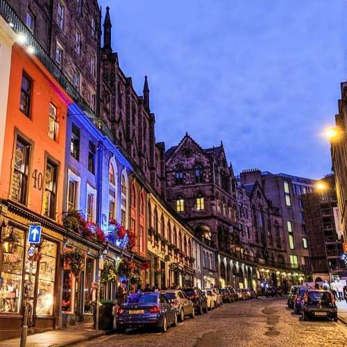 A Harry Potter Edinburgh Guide – 10 Harry Potter Sites