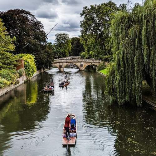 A Day Trip to Cambridge From London + TOP Sights