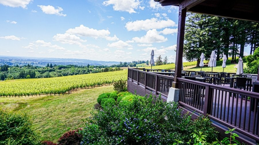 willamette valley wineries