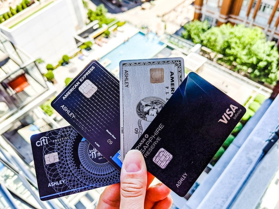 premium credit cards