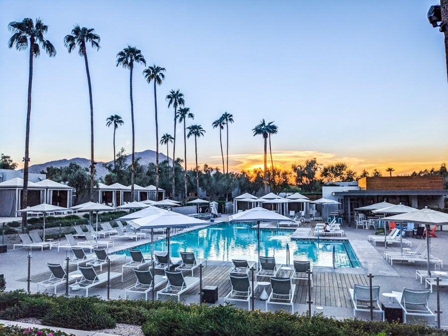 best time to visit Scottsdale